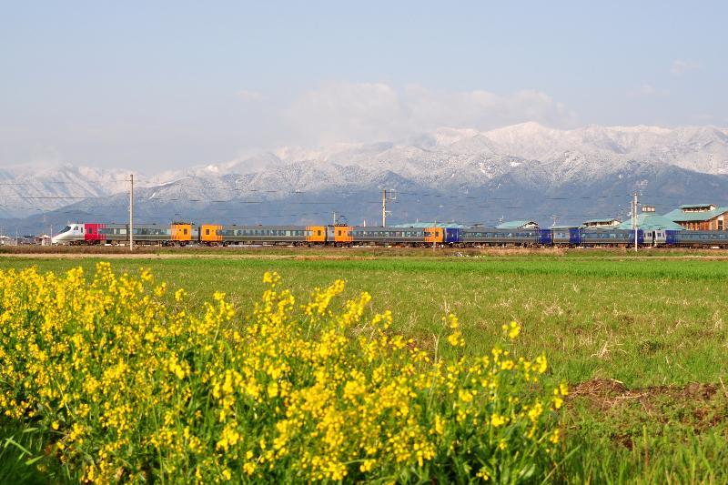 西条市石田 JR電車 予讃線