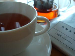 ルタオのオリジナル紅茶