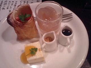 温泉夕飯2