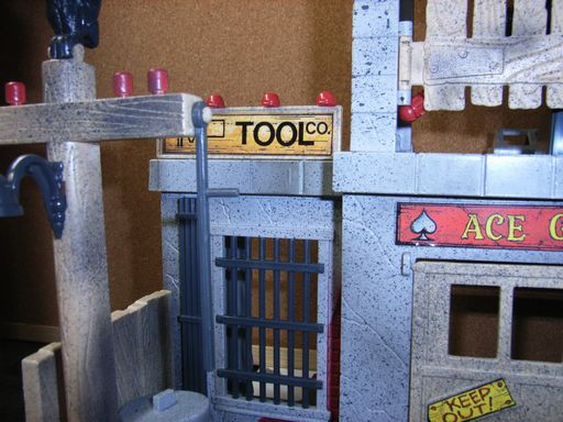 SPAWN ALLEY ACTION PLAY SET 015