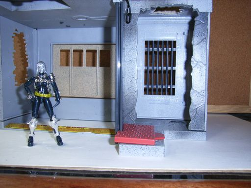 SPAWN ALLEY ACTION PLAY SET 029