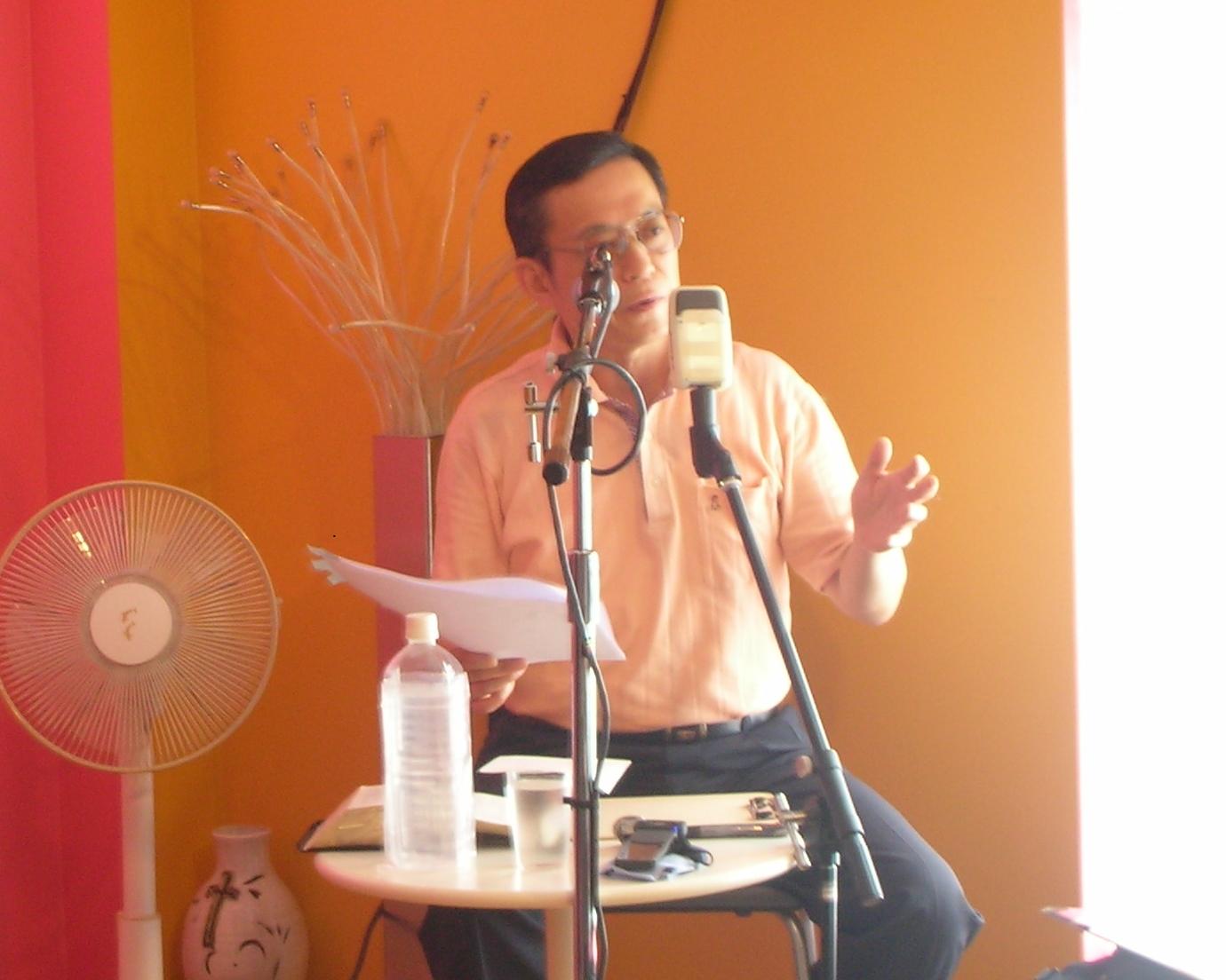 林先生の分かりやすい仏教の解説