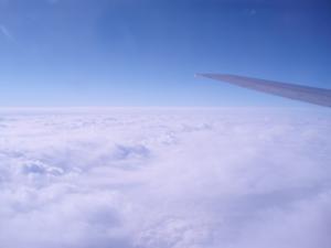 100104雲の上