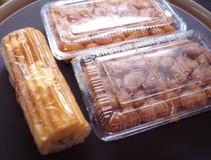 20101230煮豆と伊達巻