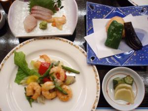 20110129本間健康ランド宴会2