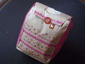 20110215黒糖ドーナッツ棒1