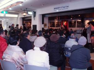 20110219狩野さん&宮本さんライブ