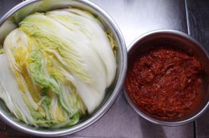 20101229自家製白菜キムチ
