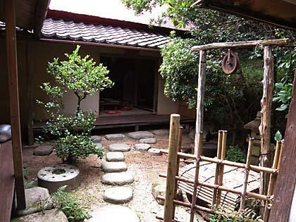 工房の茶室1