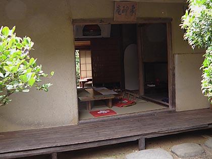 工房の茶室2