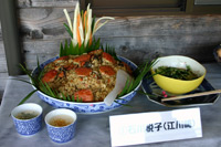 田舎の皿鉢料理070321b