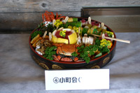 田舎の皿鉢料理070321e