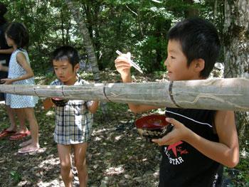 2008年夏のあめご祭り080806a