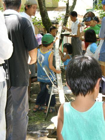 2008年夏のあめご祭り080806b