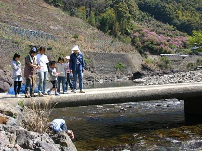 「玖木の一日橋めぐり」つつじ祭り2009090417b