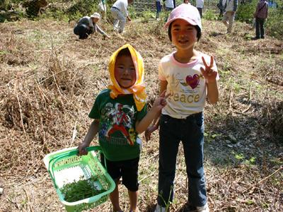 「玖木の一日橋めぐり」つつじ祭り2009090417e