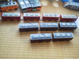 プラレール名鉄6000系、6500系