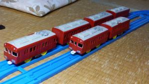 プラレール 名鉄6000系、6500系