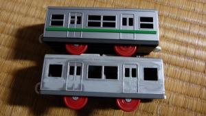 プラレール 名鉄5700系