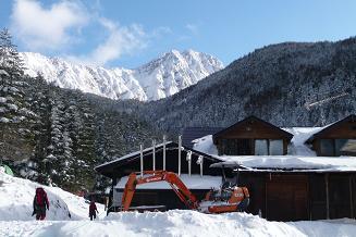 P1040221赤岳鉱泉