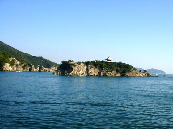 28 弁天島