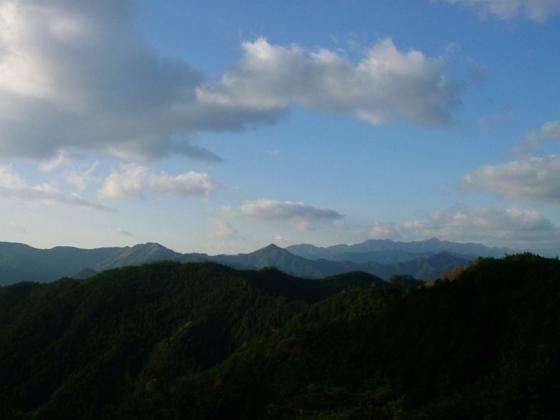 04 登山口にて