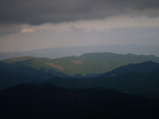 07 青山高原の風車