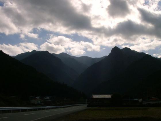 19台高山脈