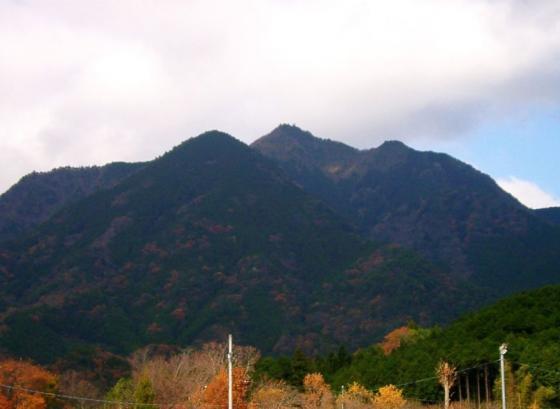 17 局ヶ岳