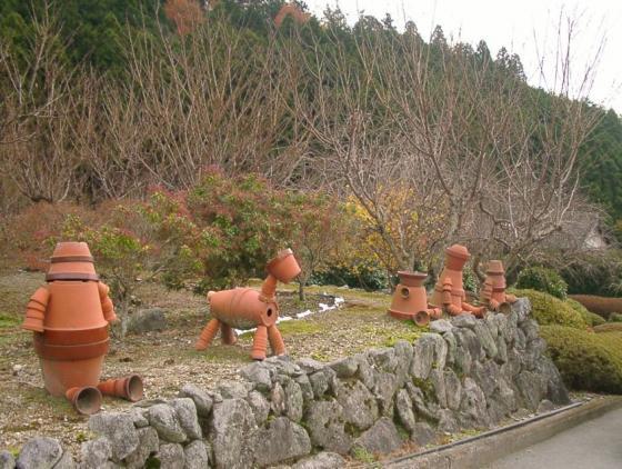 16 植木鉢の造形