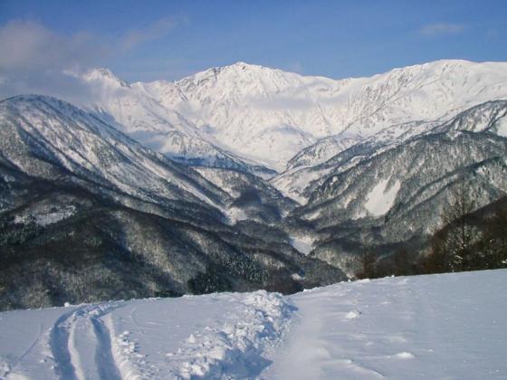 09 白馬岳