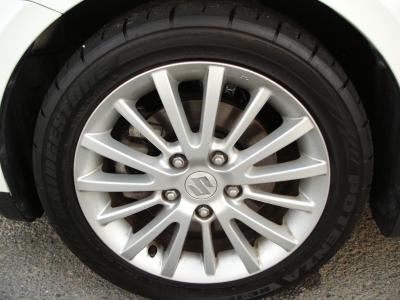 タイヤはイシバシさんですね~