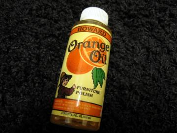 オレンジオイル