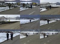 マラソン記録会②