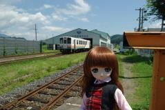 JR東日本パス荒砥駅07