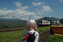 JR東日本パス荒砥駅08