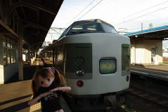 JR東日本パス5 32