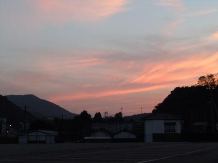 夕景4(2011.03.19)