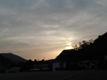 夕景1(2011.03.19)