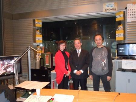 RKB毎日放送Aスタジオ(2011.04.24)