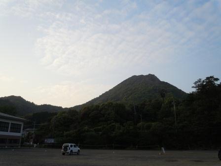 泉山駐車場(2011.05.05 19:00)