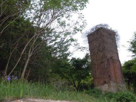 古い煙突(2011.05.05)