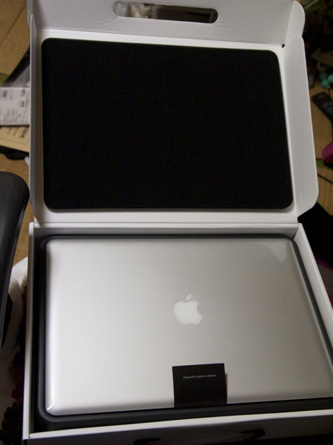2012.1.12MacBook Pro購入 - 03