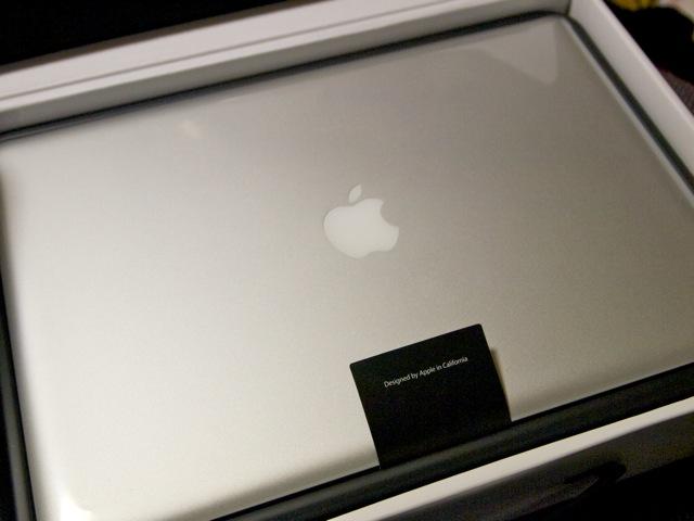 2012.1.12MacBook Pro購入 - 04