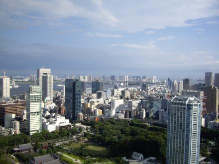 東京タワー景色①