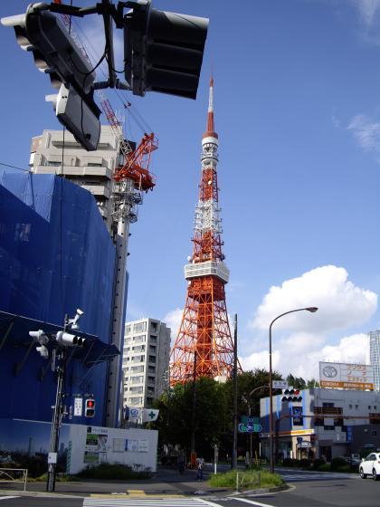 東京タワー20110911