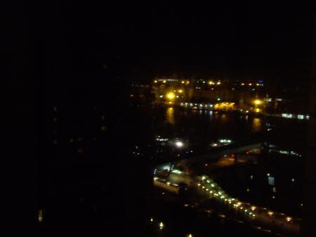 有明ホテル夜景