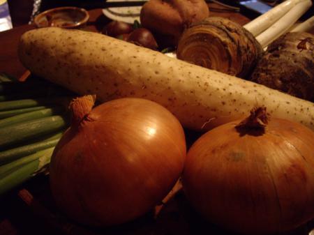京野菜盛り