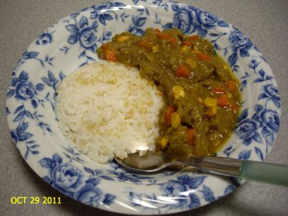 YOUカレー2010③