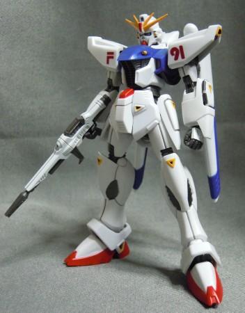 ROBOT魂ガンダムF91